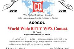 SQ9GOL_WPXRTTY_2019_RTTY_certificate-1
