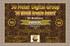 SQ9GOL-30MDGM-Bronze-Certificate