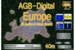 SQ9GOL-EUROPE_40M-II_AGB