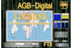 SQ9GOL-LOCATORS_FT8-100_AGB