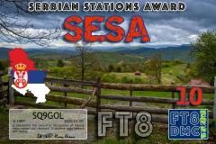 SQ9GOL-SESA-III