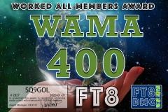 SQ9GOL-WAMA-400