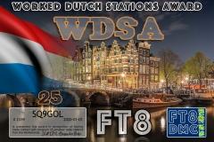 SQ9GOL-WDSA-II
