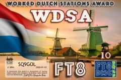 SQ9GOL-WDSA-III