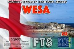 SQ9GOL-WESA-I