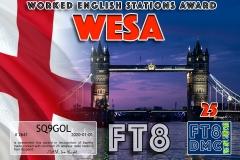 SQ9GOL-WESA-II