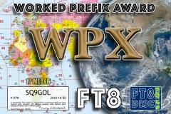 SQ9GOL-WPX17-100