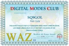 WAZ-10-6114-SQ9GOL