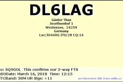 DL6LAG_20180316_1215_30M_FT8