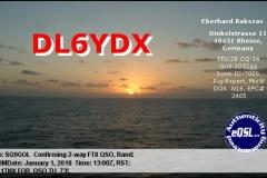 DL6YDX_20180101_1300_30M_FT8