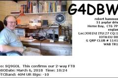 G4DBW_20180306_1024_40M_FT8