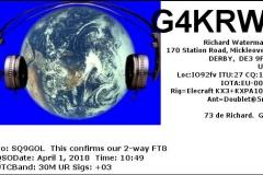 G4KRW_20180401_1049_30M_FT8