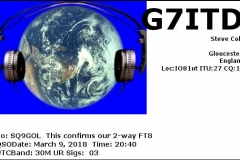 G7ITD_20180309_2040_30M_FT8