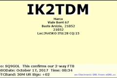 IK2TDM_20171017_0834_30M_FT8