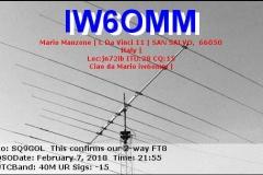 IW6OMM_20180207_2155_40M_FT8